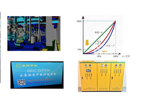 水泵深度节能控制系统